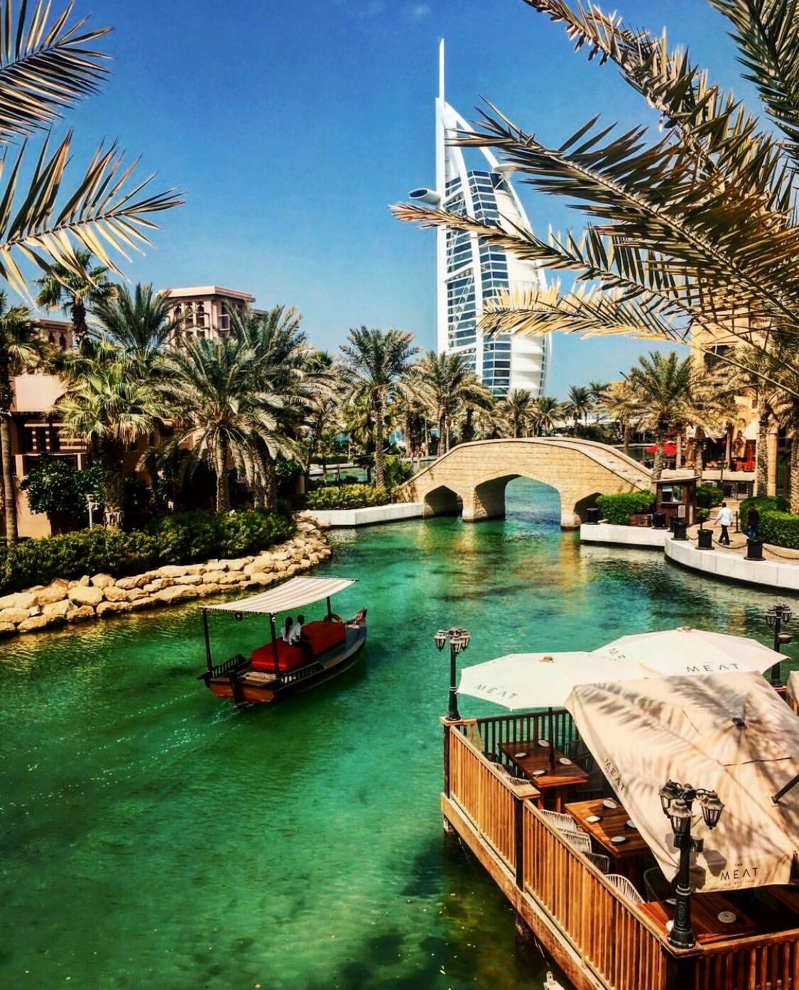 המלונות הטובים בדובאי