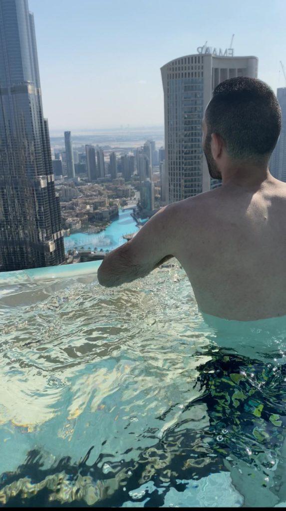 מלון Adress Sky View  דובאי