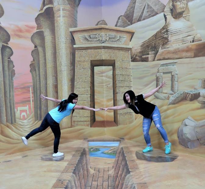 מוזיאון הסלפי דובאי